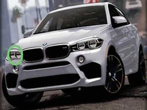 BMW X6 Differences