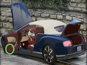 Bentley Continental Differences