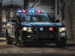 Charger Pursuit Jigsaw