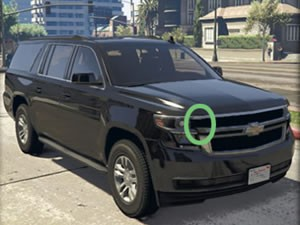Chevrolet Suburban Differences