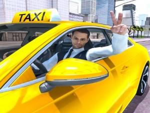 Crazy Taxi Driver