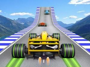 Formula Car GT Racing Stunts