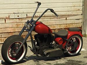 Harley Davidson memory