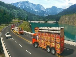 Indian Cargo Truck