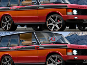 Land Rover Differences