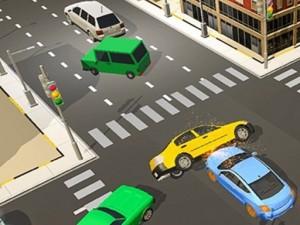 Lane Chage 3D