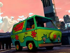 Mystery Machine Jigsaw