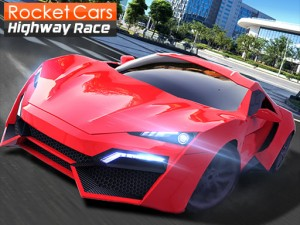 Rocket Cars Highway Racing