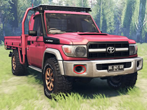 Toyota Land Cruiser Differences