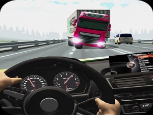 Traffic Racer Car