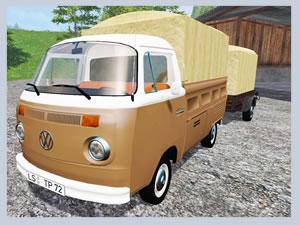 VW Transporter Memory